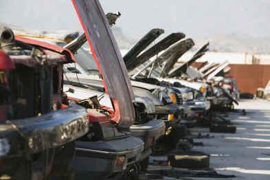 定义不可修复事故车,博车网要搞一场二手车的「遗体拍卖」