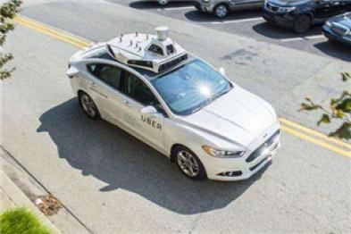 Uber计划今年8月重启自动驾驶测试