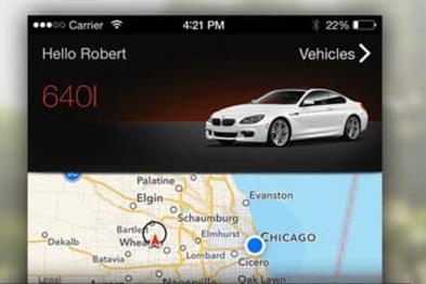 宝马发布个人移动助理App,提供通勤和应用交通信息