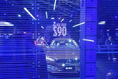沃尔沃S90长轴距版:用历史和未来搏一个现在的繁荣