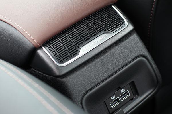 全自动座舱空气自动净化、除菌系统