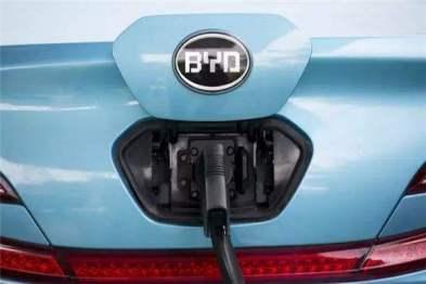 比亚迪股份向腾势新能源增资人民币2亿元