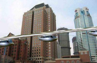 数数改变城市交通的新科技