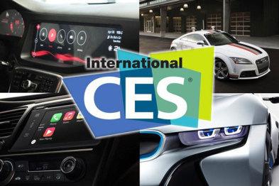 CES前瞻:2016年,这七家「小公司」才是汽车科技的风向标