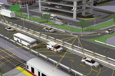 北京亦庄设车联网专用车道,通州房山将建后续试点