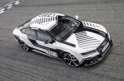Audi RS7 Robby at Sonoma 2015