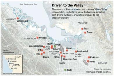 """硅谷返乡潮?别逗了,中国战队曾经完成了""""领土外扩"""""""