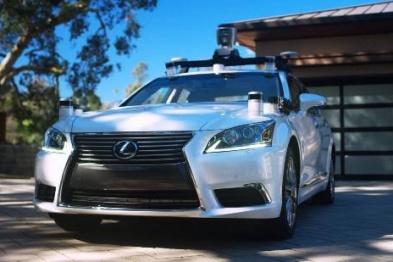 丰田2018年将向自动驾驶汽车投资逾220亿美元