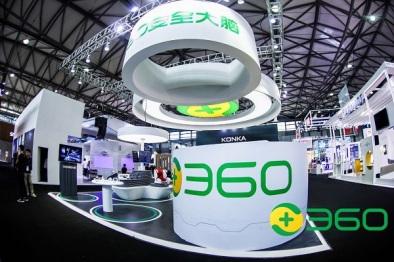 360安全大脑赋能IoT,多款产品亮相2019CES