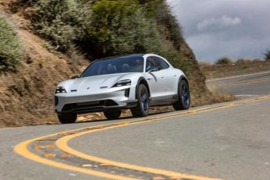 比特斯拉充电更快,保时捷电动车新突破