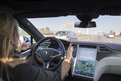 特斯拉因中国首起自动驾驶命案被告上法庭