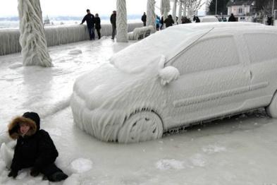 用数据说话,冬天对电动汽车直流快充的影响