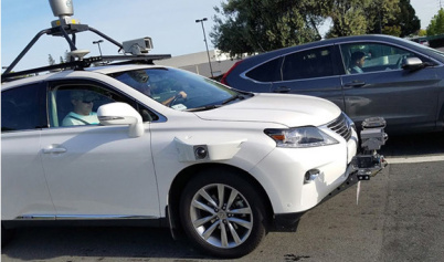 传苹果自动驾驶测试车辆租自Hertz