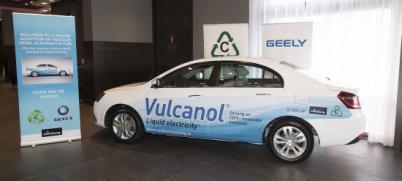 吉祥冰岛甲醇燃料车测试后果:环保性及经济效益更高