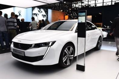 传标致508将推出R徽标插电混动性能车