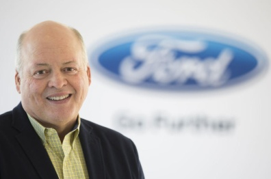 福特高层再度换帅,Jim Farley接任CEO