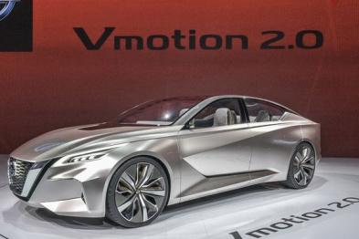 日产推全新电动概念车,有望引入国内