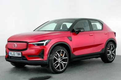 出自吉利SEA平台,沃尔沃将推小型纯电SUV
