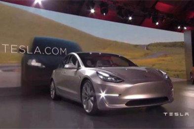 特斯拉Model 3终于来了,也给不是土豪的你一个机会