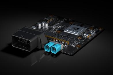专供自动驾驶,英伟达发布了第一款小型AI超级计算机