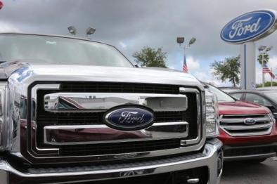 福特计划投资约9亿美元生产电动汽车