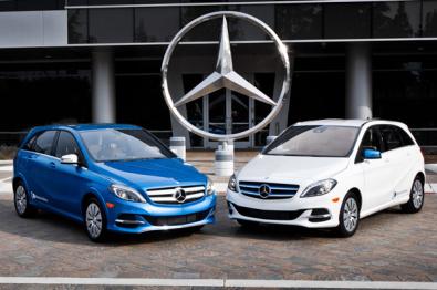 奔驰将建电动汽车子品牌,抗衡宝马和特斯拉