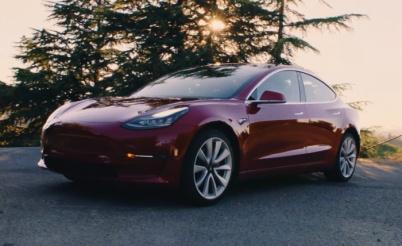 特斯拉员工表示Model 3良品率不高