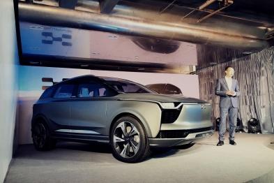 爱驰汽车首款产品U5 ION亮相:定位A+级SUV,基于MAS平台