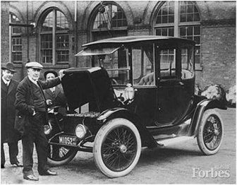 """回看电动车百年发展史,Tesla崛起是""""自上而下""""路线的胜利"""