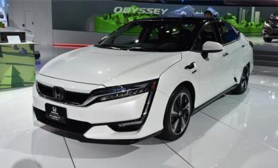 本田将推全新混合动力车型,10月亮相