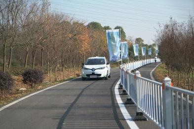 雷诺及合作伙伴在中国设立首个自动驾驶示范区