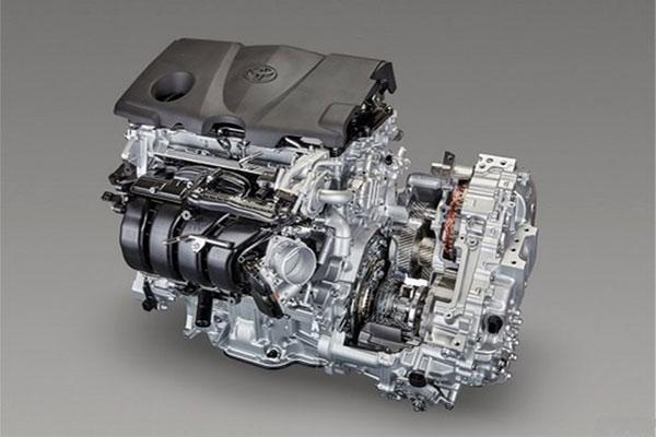 全新直列四缸2.5 l直喷发动机