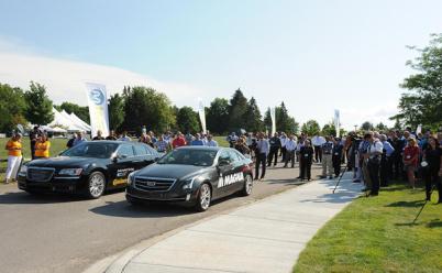 安大略省联合大陆麦格纳展开跨国自动驾驶路测