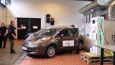 Parker Project与三车企合作,开展V2G技术测试验证