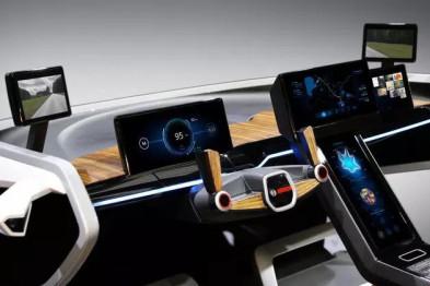 深度对话博世设计团队:车载HMI越来越像手机 物理按键不会被完全淘汰