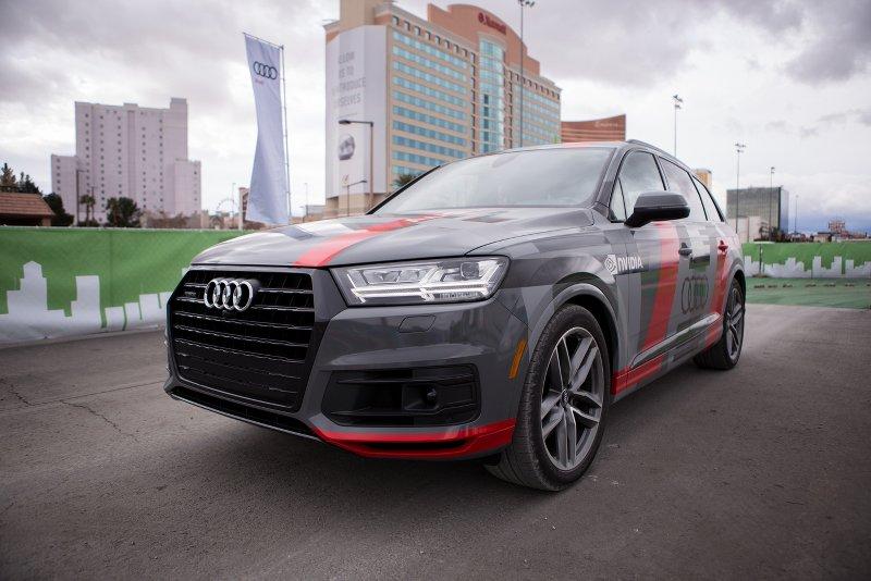 奥迪人工智能汽车(Audi AI Car)