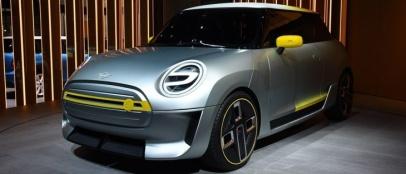 不要续航要性能,MINI八月将推新电动车