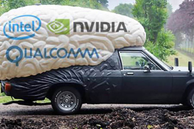 芯片巨头争夺汽车大脑 汽车产业遭遇百年来最大颠覆