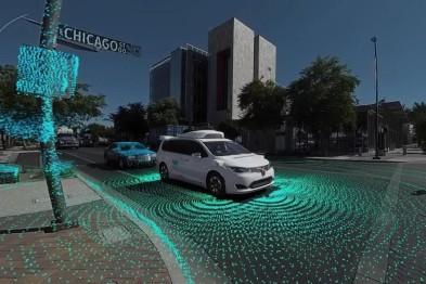 Waymo无人车设立中国全资子公司,取名慧摩,与谷歌上海同楼办公