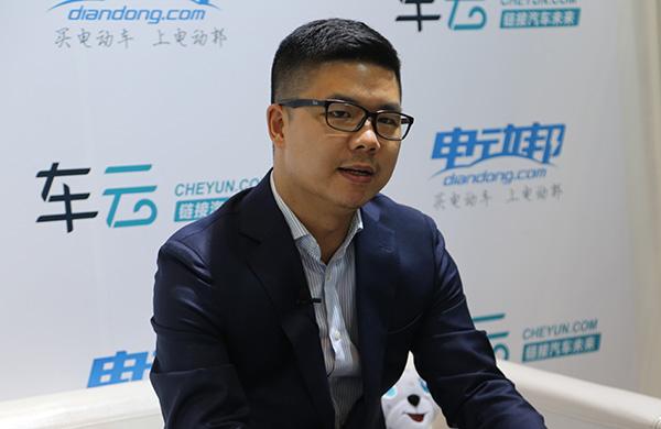 比亚迪汽车京津地区营销总监 赵长江
