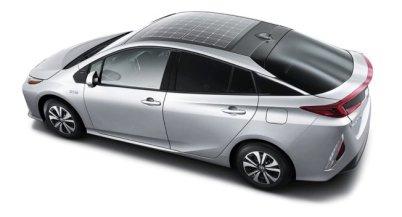 松下有望为特斯拉Model 3打造太阳能车顶