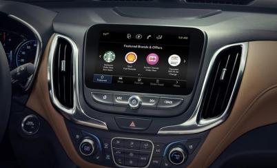 通用推出一款车载应用程序,司机可点咖啡