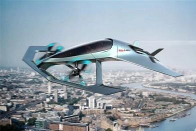 阿斯顿·马丁首推未来飞行器,短途航空出行时代或将到来