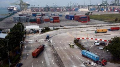 无人驾驶运货卡车将现身新加坡港口