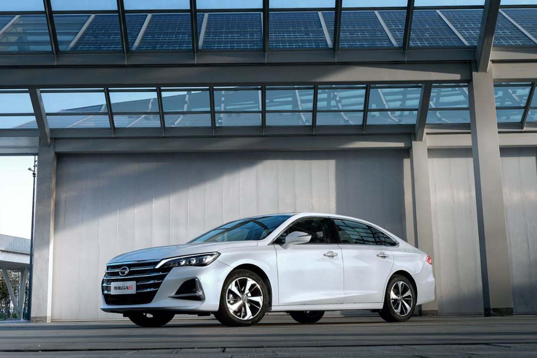 """从""""老三样""""到""""新三样"""",全新一代传祺GA6引领中高级轿车市场向上突破"""
