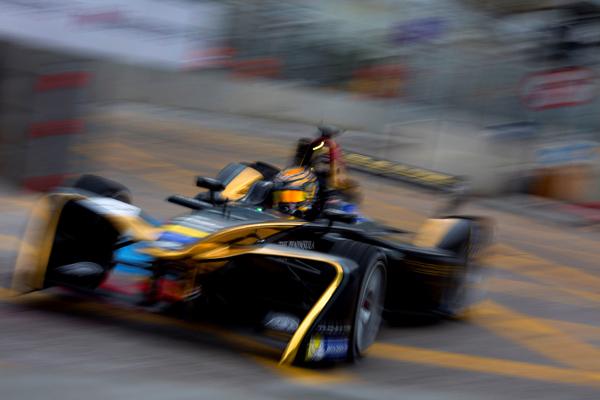 Formula E电动车方程式锦标赛
