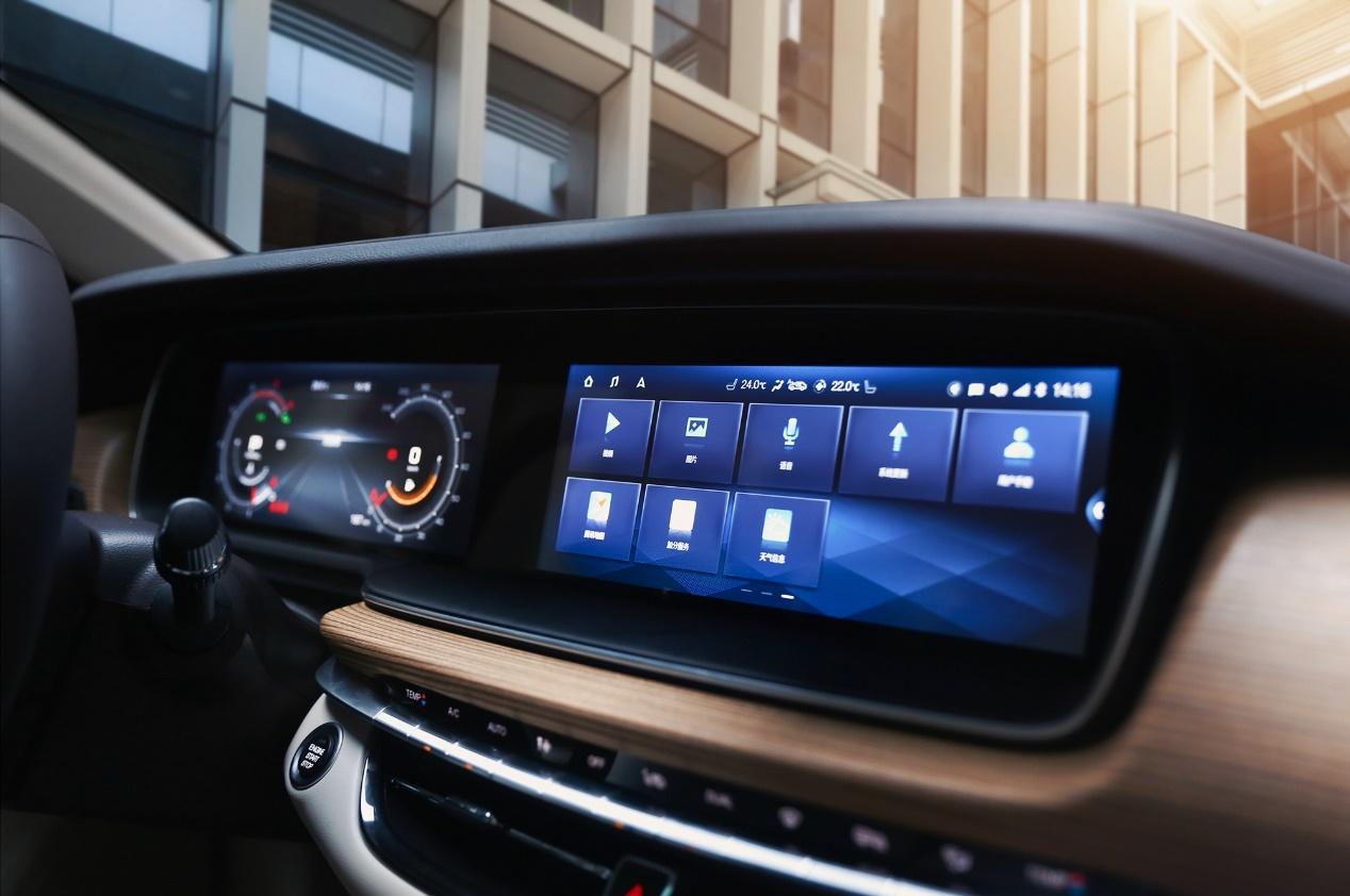 全新一代传祺GA6拥有着极为丰富的高科技装备