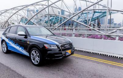 德尔福/Mobileye合作打造的CSLP自动驾驶平台将在2017 CES发布