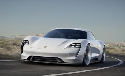 保时捷宣布第一款电动轿车已经下线