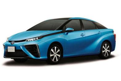 你是风儿我是沙,燃料电池车与锂电动车正式开火